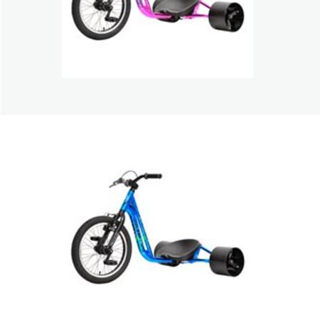 Triad Counter Measure 3 Drift Trike