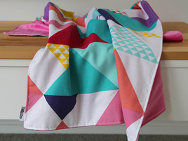 Triangles Blanket