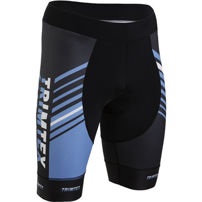 Triathlon Shorts, Black / Blue