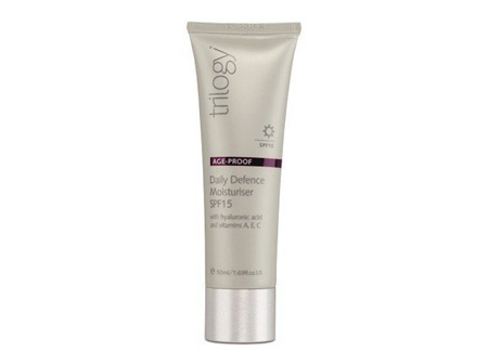 TRILOGY Age Proof Daily Defence Moist. SPF15