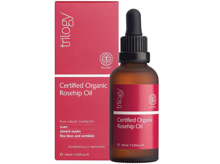 Trilogy Certified Organic Rosehip Oil 45ml exp:10/21