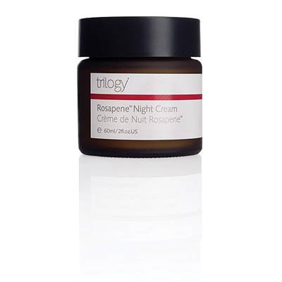 Trilogy Rosapene Night Cream 60ml with FREE 25ml Vital Moisturiser