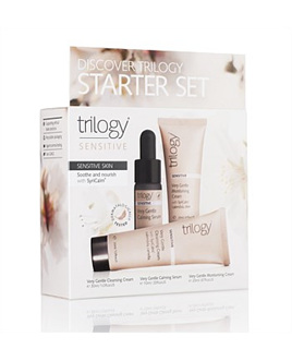 Trilogy Skincare Sensitive Skin Starter Set