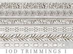 Trimmings 1 IOD Decor Mould