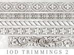 Trimmings 2 IOD Decor Mould