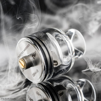 Trinity Glass Cap for Twisted Messes RDA