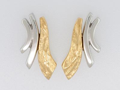 Trinity Stud Earrings