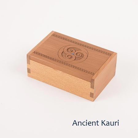 Trinket Box with Icon