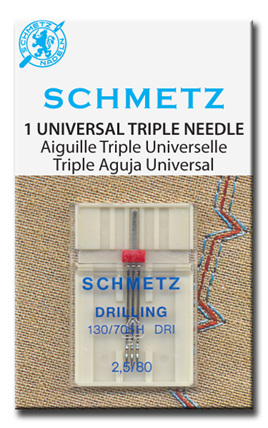 Triple Needle 3.00/80