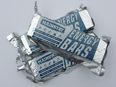Triple pack - Emergency 1-Day Food Rations(11/21 Exp)