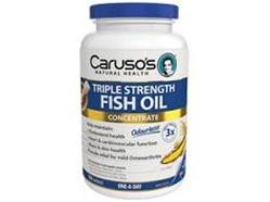 Triple Strth Fish Oil 150 Caps