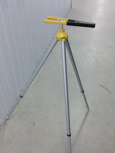 Tripod for pole