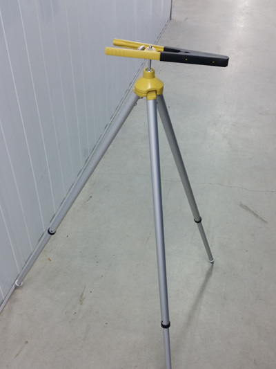 Tripod for pole