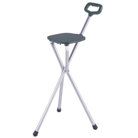 TRIPOD SEAT WALKING STICK