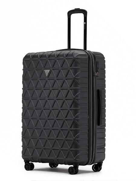 Tritio Hard Case Luggage Size M Blk
