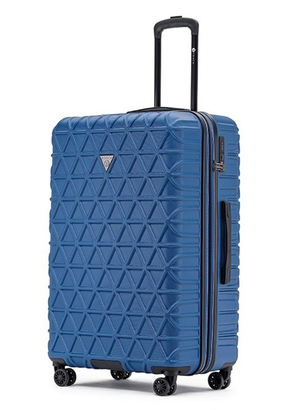 Trition Hard Case Luggage Size M Blue