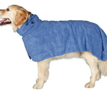 Trixie Dog Bathrobe