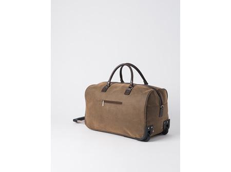 Trolley Bag Brown 5137