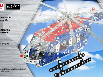 Tronico 1/32 Professional Series - Police Helicopter