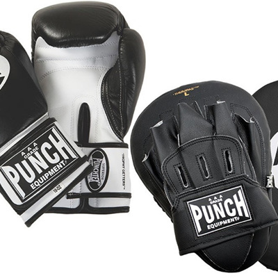 Trophy Getter Gloves and Thumper Pads Pack