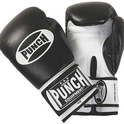 Trophy Getters Commercial Gloves Black / White