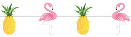 Tropical Luau Bunting