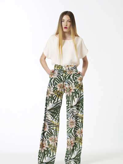 Tropical Pant