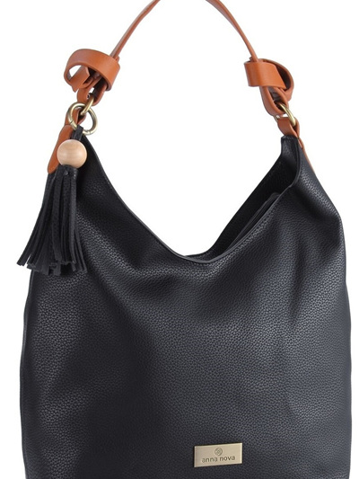 Tropicana Hobo Black