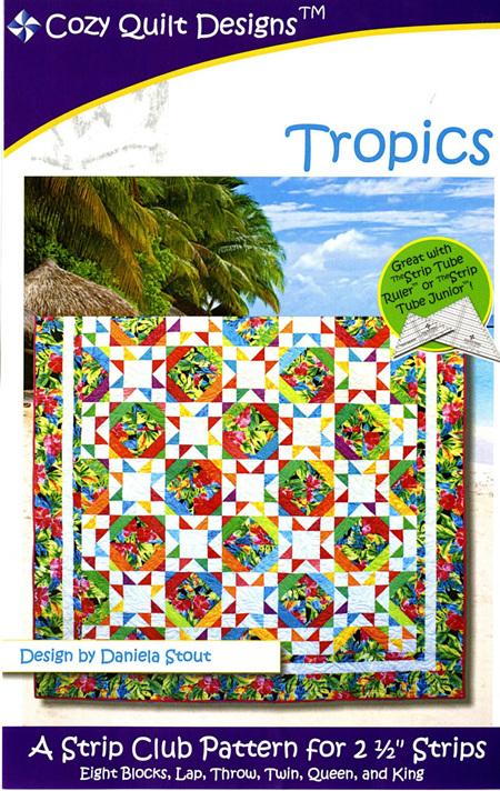 Tropics Quilt Pattern