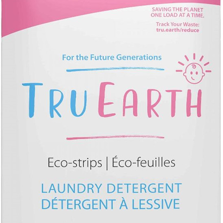 Tru Earth Eco-Strips Laundry Detergent - 32 pack