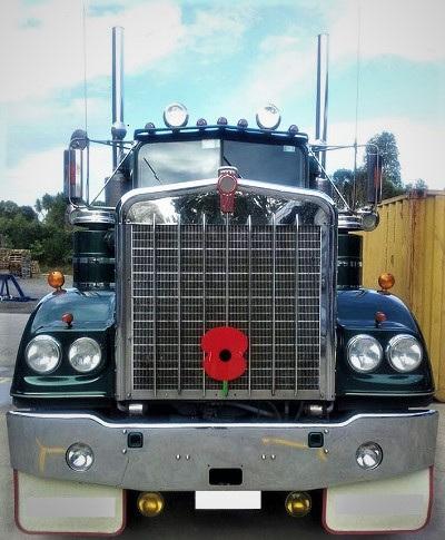 Truck Poppy