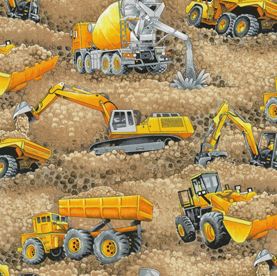 Trucks and Diggers NT80110101