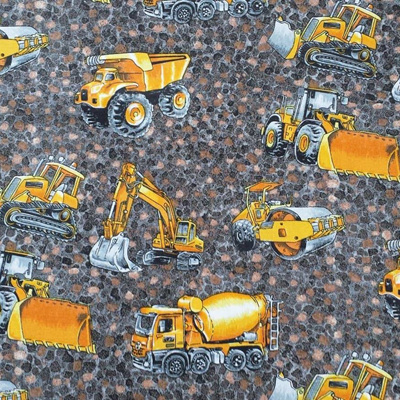 Trucks & Diggers - Scatter