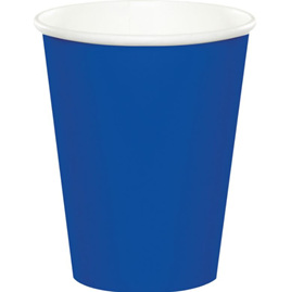 True Blue Cups x 24