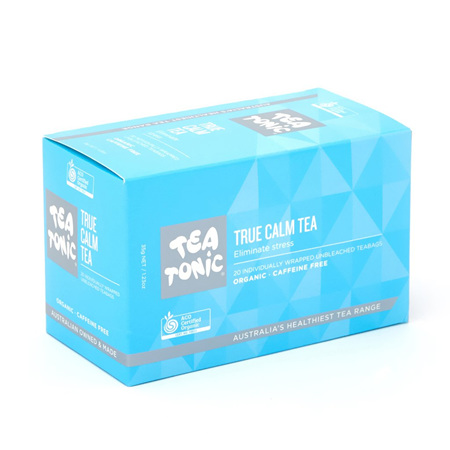 TRUE CALM TEA 20 BAGS