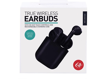 True Wireless Ear Buds