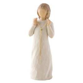 Truly Golden - Willow Tree Figurine