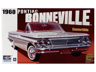 Trumpeter 1/25 1960 Pontiac Bonneville