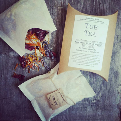 Tub Tea - Goddess Bath Soak