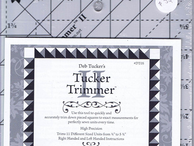 Tucker Trimmers No 2