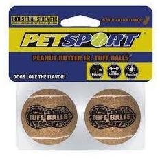 Tuff Balls Peanut Butter