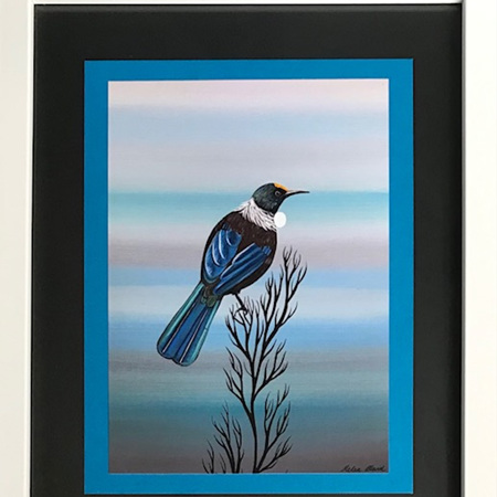 Tui - Blue/Black - medium frame