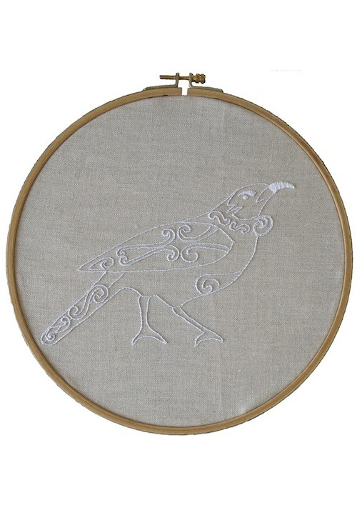 Tui embroidery emailed pattern