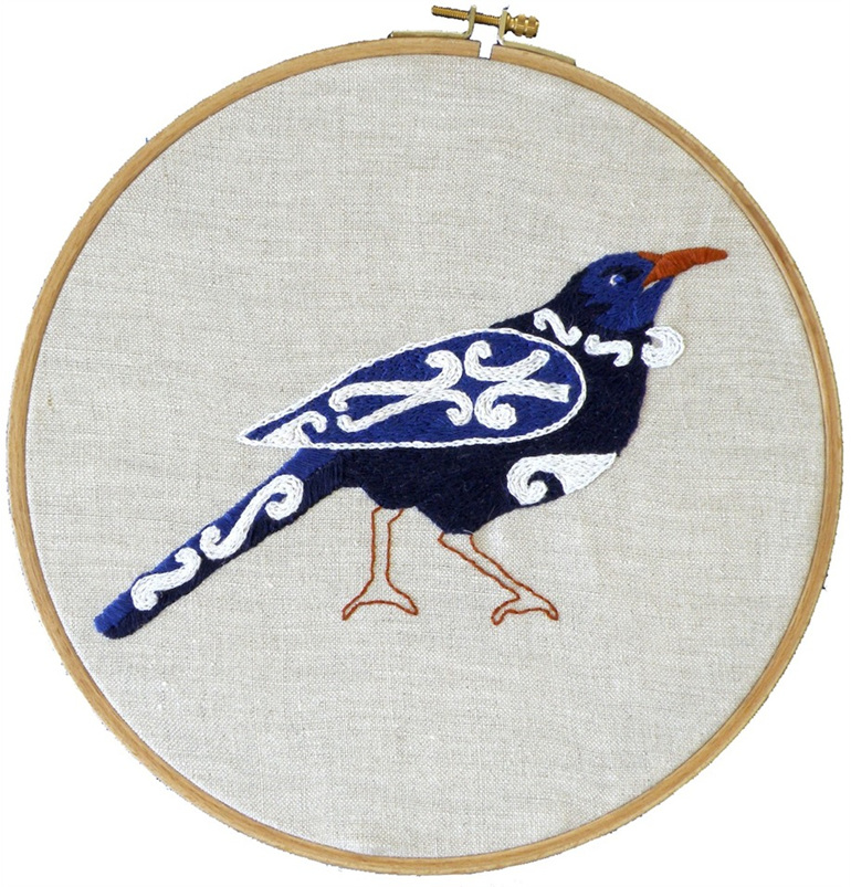 tui embroidery pattern