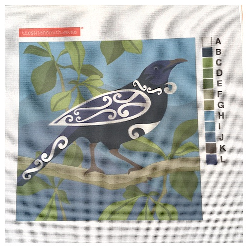 tui needlepoint canvas