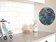 Tui wall art - large wall decal dot