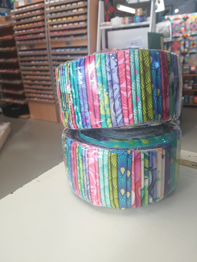 Tula Pink Pinkerville Jelly Roll