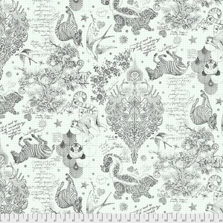 Tula Pink Sketchyer Paper QBTP005.Paper