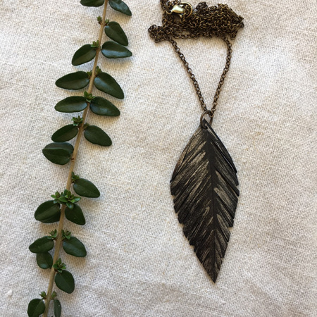 Tumeke Necklace with Silver