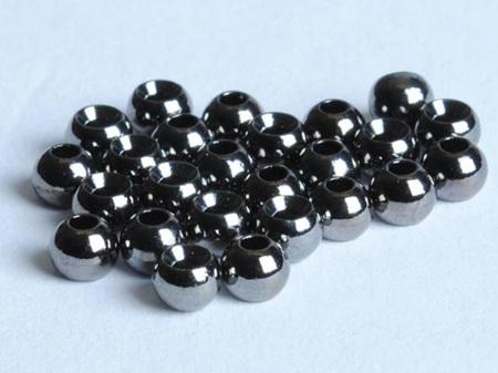 Tungsten Beads - Black Nickel